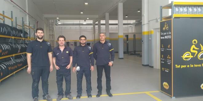 Equipo nuevo centro Midas Sabadell 24-4-19