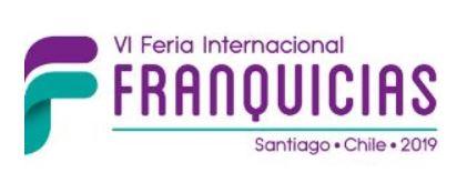 Logo feria Chile