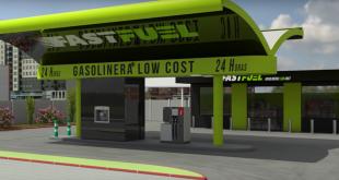 Gasolinera Fast Fuel 20-5-19