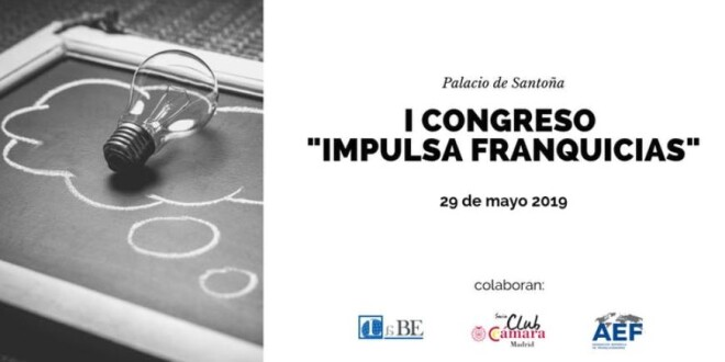 I Congreso Impulsa Franquicias - 29 mayo cabecera