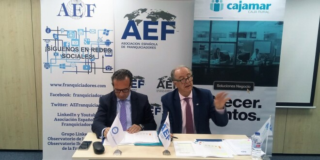Imagen 2 rueda de prensa informe internacional AEF 2019