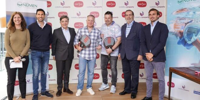 NDP.- Carmila y Carrefour Property celebran su III Torneo de Pádel Solidario con retailers