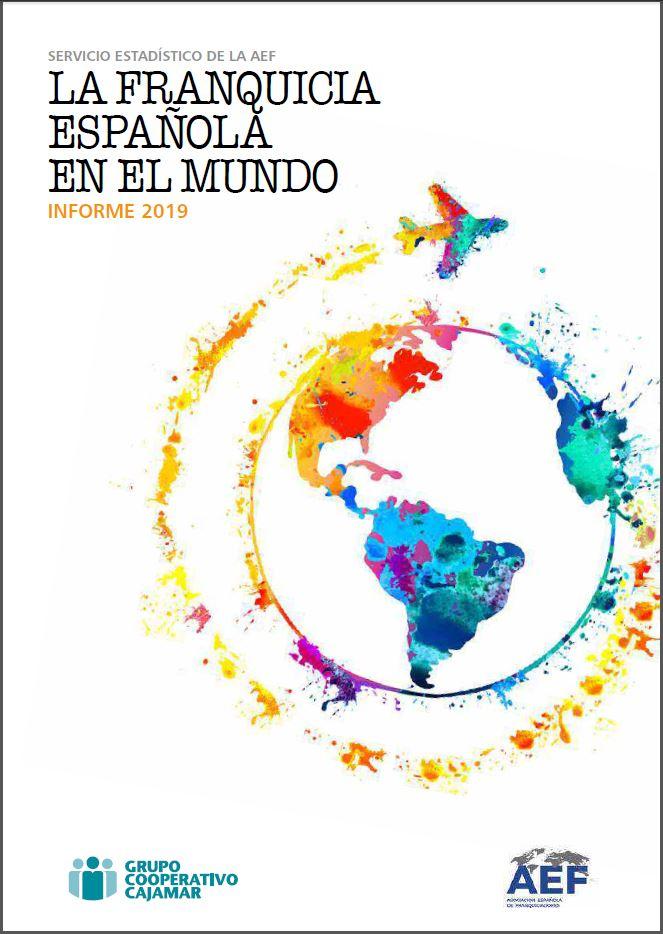 La Franquicia española en el Mundo 2019