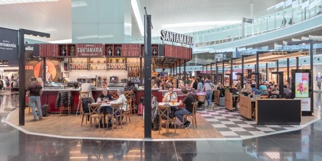 Santamaría aeropuerto barcelona 8-5-19