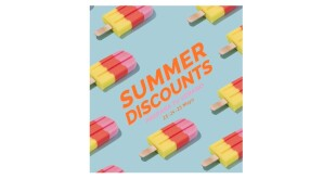 Summer Discounts carmila 23-5-19