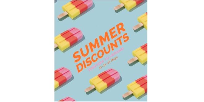 Summer Discounts carmila 23-5-19