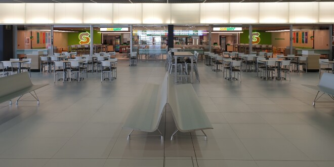 subway aeropuerto Corvera 16-5-19