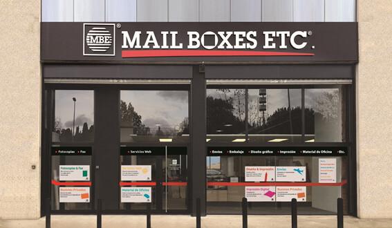 Fotografia Mail Boxes benidorm 18-6-19
