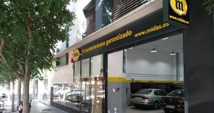 Nuevo centro Midas Madrid 24-6-19