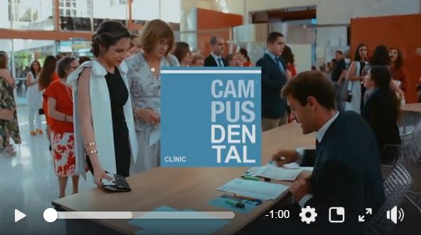campus dental video promocion 26-6-19