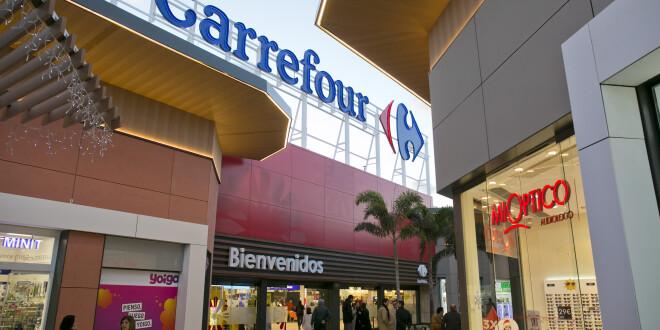 CARREFOUR carmila Los Patios 1-8-19
