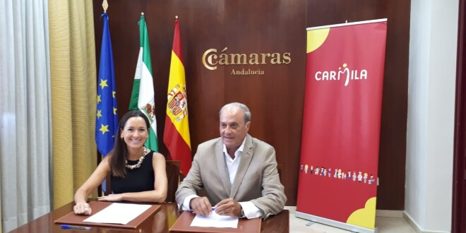 Carmila y Cámaras Andalucía 10-9-19