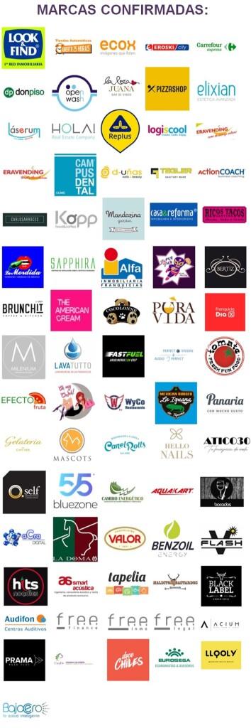 Franquishop Madrid marcas