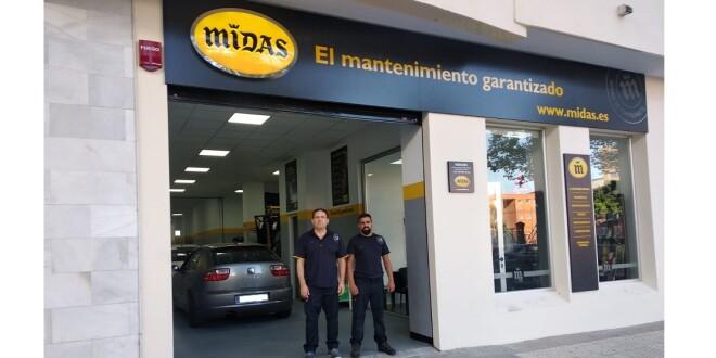 Midas Huelva - Equipo