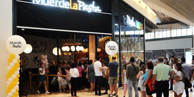 Muerde la Pasta inaugura su segundo restaurante en Sevilla