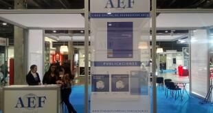 Foto stand AEF Valencia 15-10-19