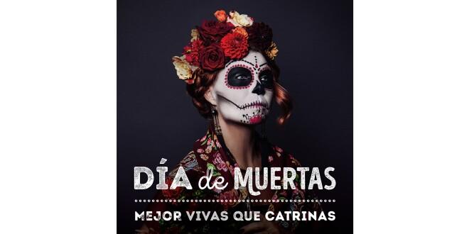 LA CHELINDA, MEJOR VIVAS QUE CATRINAS 28-10-19