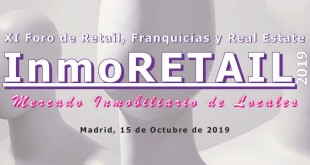 XI Foro Inmoretail 2019 cabecera