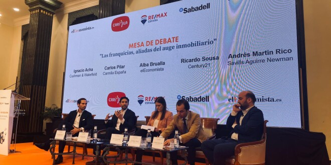 Carmila España peso de las franquicias jornada eleconomista 28-11-19