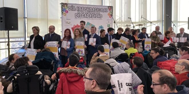 Centro Comercial La Sierra celebra el Día Internacional de las Personas con Discapacidad 3-12-19