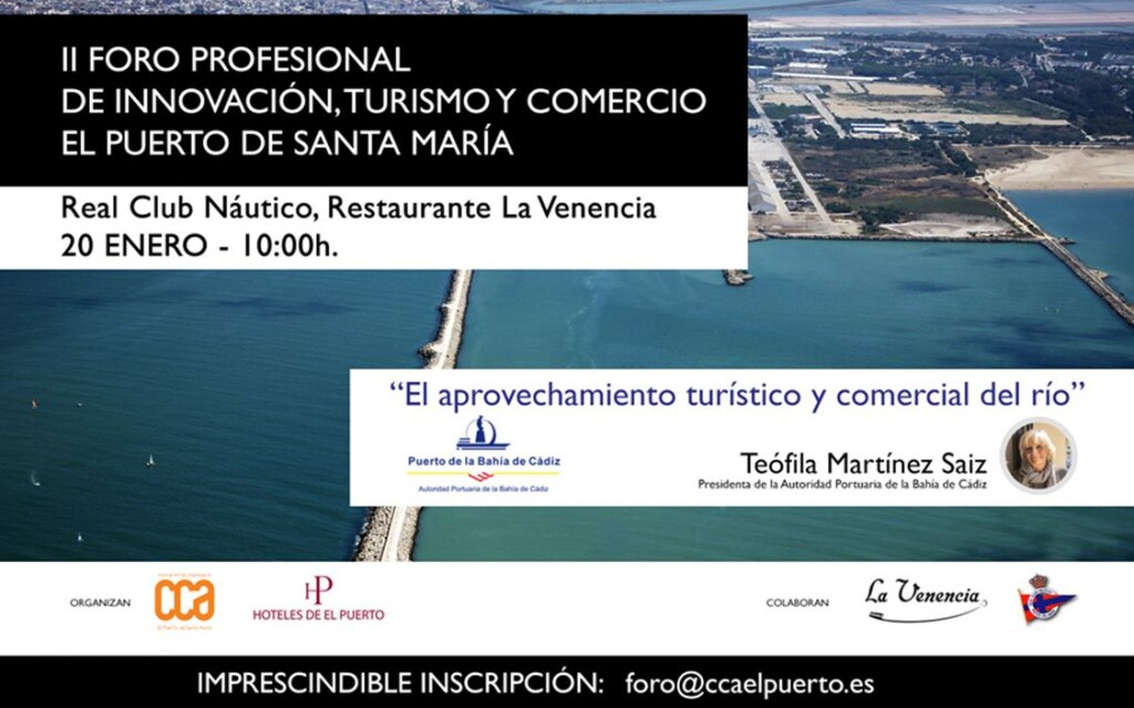 II Foro Puerto Santa María 20 enero -2