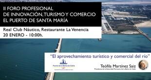 II Foro Puerto Santa María 20 enero
