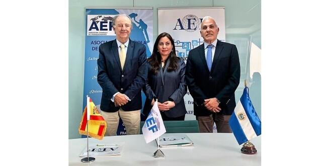 ACUERDO AEF-FRONT CONSULTING EL SALVADOR 6-2-20