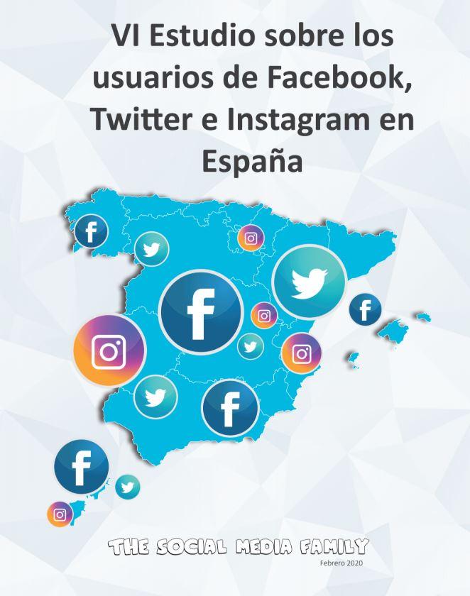 ESTUDIO RRSS THE SOCIAL MEDIA FAMILY PORTADA 18-2-20