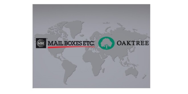 Mail boxes MBE Oaktree acuerdo 20-2-20