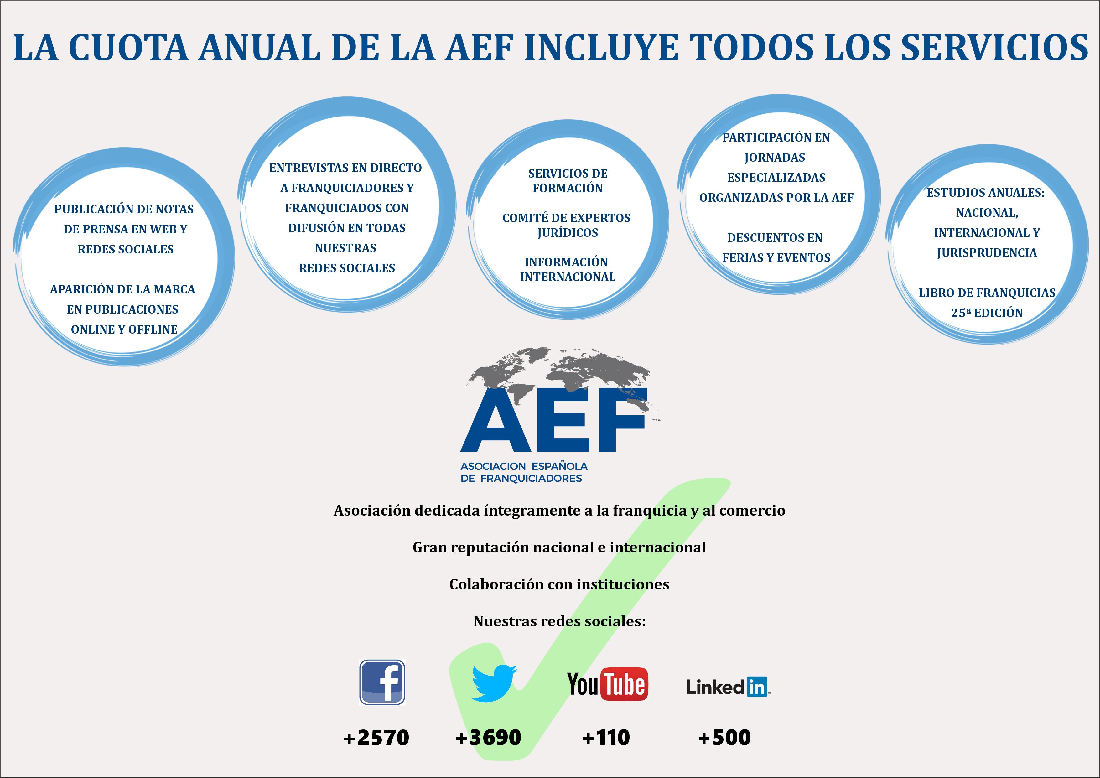 Comparativa servicios AEF final