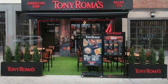 TONY ROMA'S EN LA PLAZA DE LA REPÚBLICA DE ECUADOR