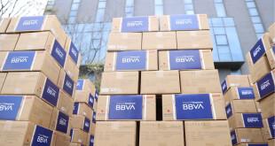 BBVA donación covid 26-3-20