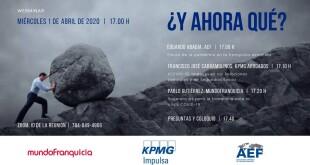 webminar mundofranquicia KPMG AEF