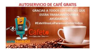 Gasolinera Cafés gratis Molins de Rei