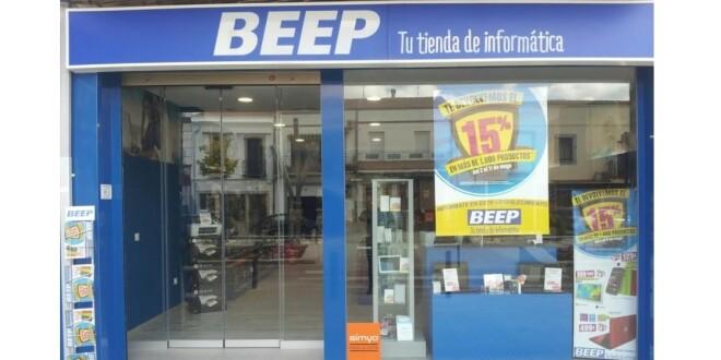 beep tienda 9-4-20