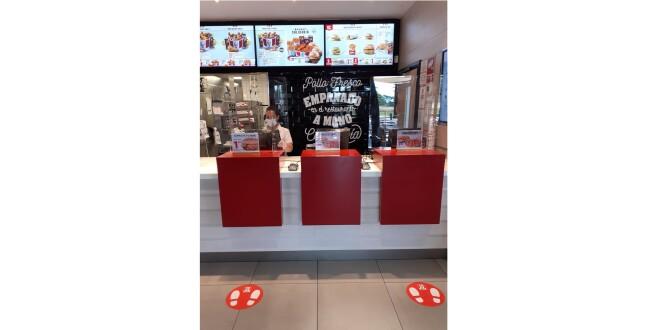 KFC medidas reapertura 20-5-20