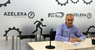 Jose Carrasco, director general de Fersay 4-6-20