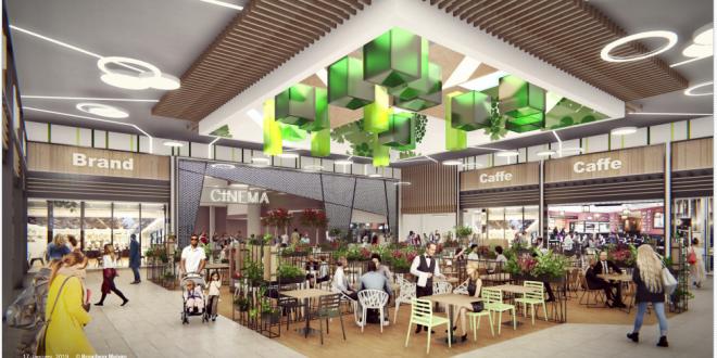 Proyecto de renovación de la Plaza de Restauración de Jerez Sur 25-6-20