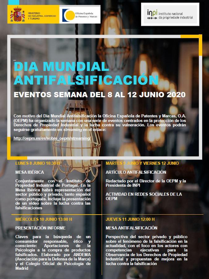 eventos ministerio antifalsificación 2