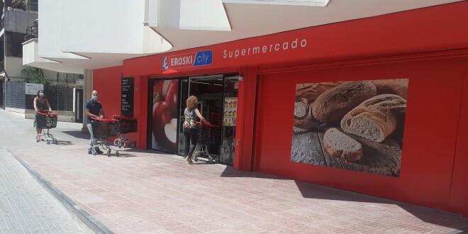 EROSKI_franquicia_Gomila_Mallorca 16-7-20