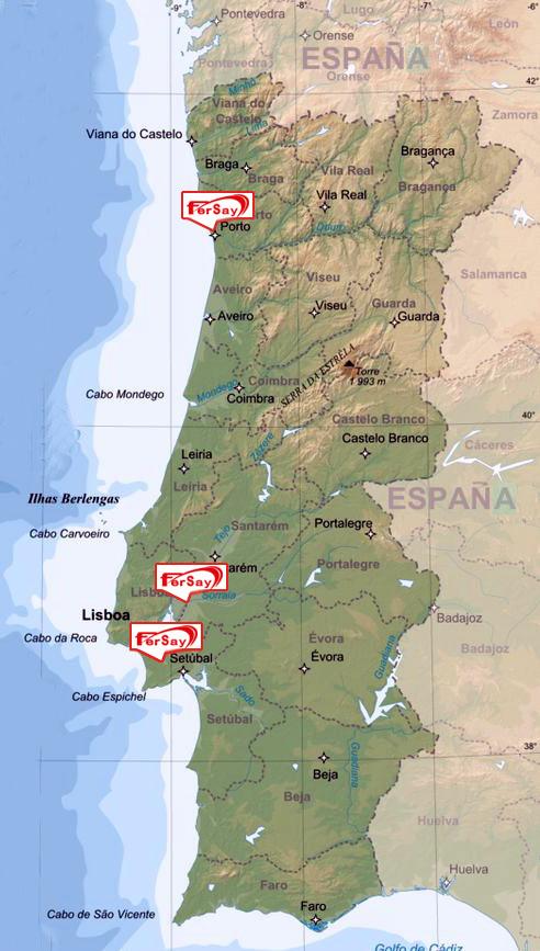 mapa portugal corner fersay 24-8-20