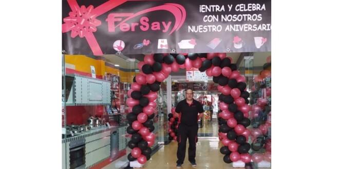Aniversario franquicia de Fersay en Puertollano 7-9-20