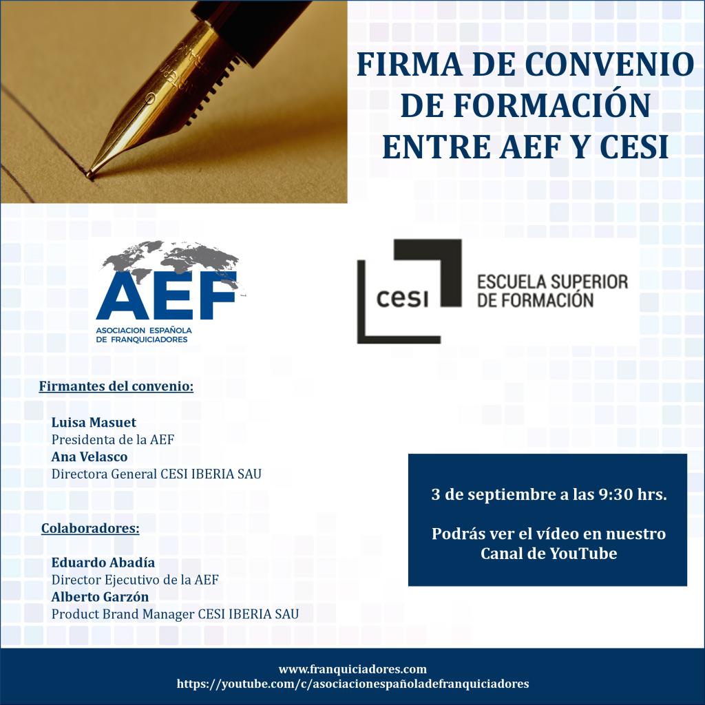 Firma AEF-CESI
