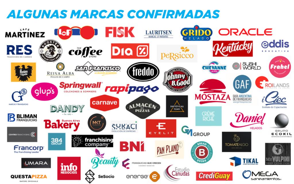 AAMF marcas confirmadas