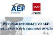 Webinar Ayudas Madrid cabecera