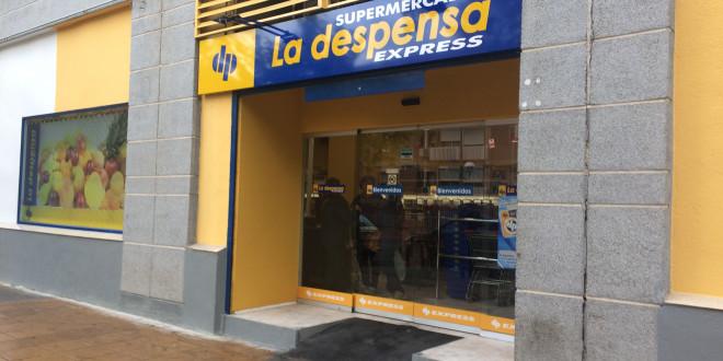 "Nueva apertura de ""La despensa Express"""