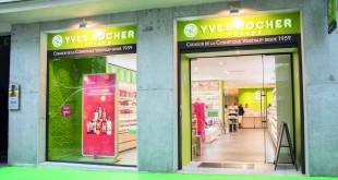 YVES ROCHER ESPAÑA ACELERA SU EXPANSIÓN