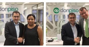 donpiso llega a las 90 oficinas con nuevas franquicias en Barcelona y Las Palmas