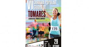 CARTEL- CARRERA SOLIDARIA carrefour 27-10-17