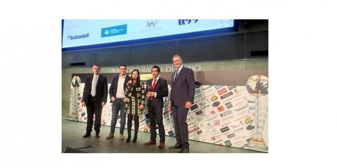 Imagen ganadores y finalistas de la VII edición Best Franchisee of the World España 24-11-17